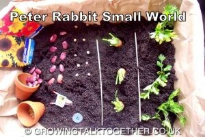 small world peter rabbit